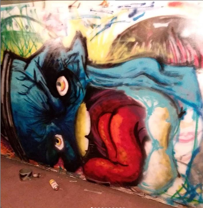 gooddube87 – graffiti artist