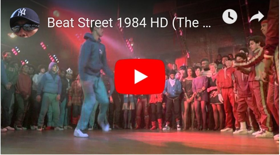 Beat Street – the battle at the Roxy