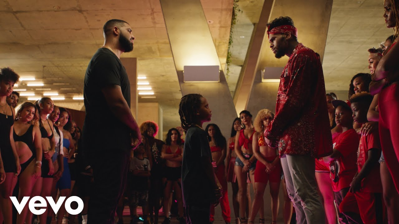 No Guidance (Official Video) ft. Drake