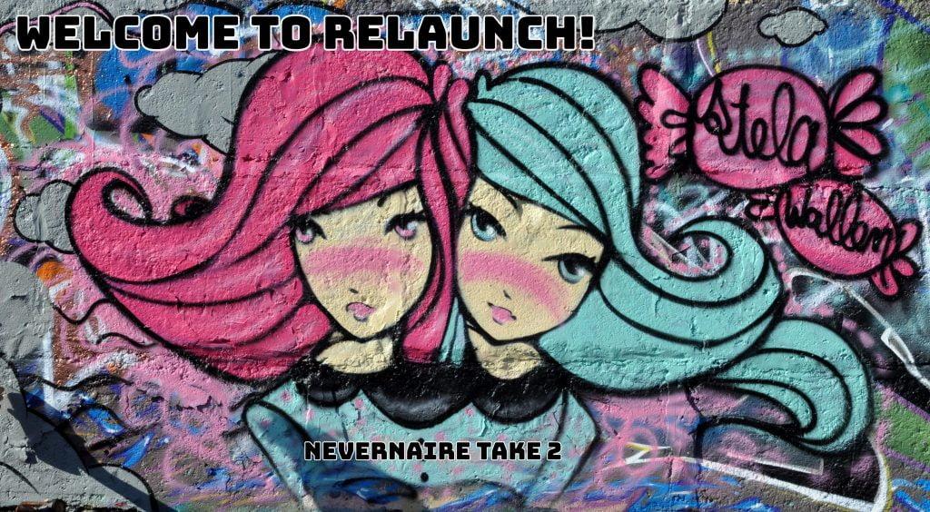 nevernaire relaunch