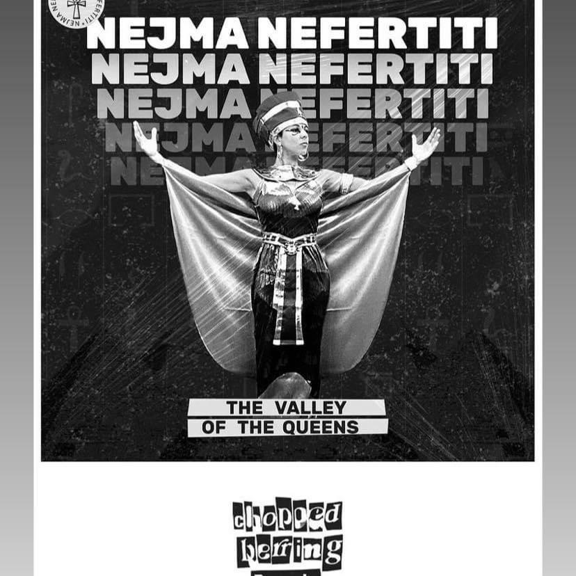 Nejma Nefertiti – The Valley of the Queens